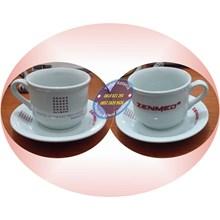 Cangkir promosi cofee set promosi
