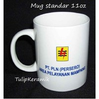 Jual Mug Standar 11 Oz