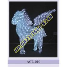 Lampu Hias Natal 3D Tipe ACL-010