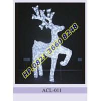 Jual Lampu Hias Natal 3D Tipe ACL-011