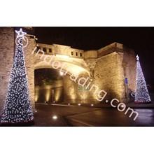 Lampu Hias Tema Natal