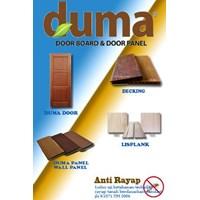 Door anti-termite duma