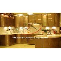 Jual FURNITURE DAN KITCHEN SET BAHAN ACP