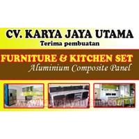 Jual Aluminium Composite Panel