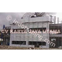 Jual Aluminium Composite Panel Termurah se Indonesia