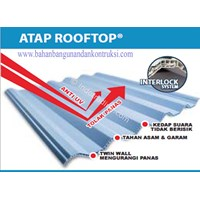 Jual Atap Rooftop