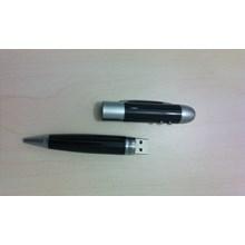 Souvenir Pulpen Pointer USB Senter