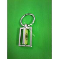 Jual Souvenir Gantungan Kunci Metal Coating