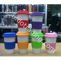 Jual Souvenir Mug Rainbow Cetak