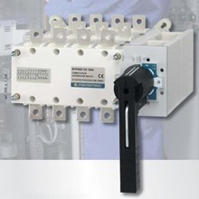 Change Over Switch (COS) OHM Saklar 4P 2000A SIRCO
