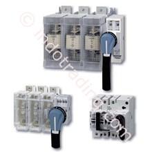 Socomec Fuserbloc Combination Switches 3P 100A ext