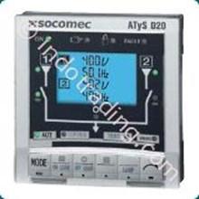 Socomec Front Panel With Digital Display Atys D20