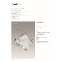OSCLED DELUX LED 1604