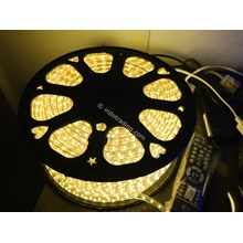 Oscled Led Rope Light Smd 3528 Outdoor Warmwhite 100 Meter