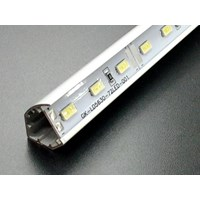 Sell Lampu Triangle Strip Smd 3014 123 Led 12.3 W