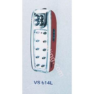 Jual Lampu Emergency Visalux 14 Led Tipe Vs 614L Harga