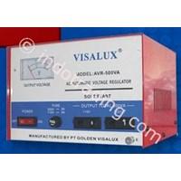 Jual Stabilizer  Visalux Single Phase 500Va