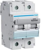 Jual MCB Hager 1pole 80amper tipe HMC 180 Lampu Hemat Energi