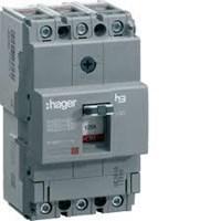 Jual MCCB Hager 50amper 2pole tipe HHA049P