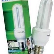 Lampu Philips Essential 8W