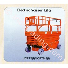 Electrik Scissor Lifts Jcpt8 - 9