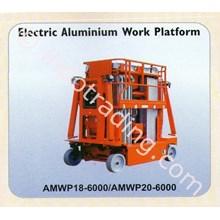 Electrik Aluminium Work Platform Amwp