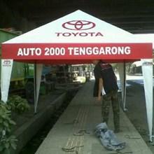 Tenda Cafe Tenda piramid Tenda promosi