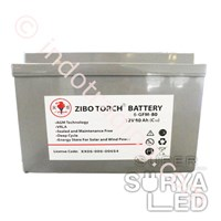 Jual Zibo Solar Battery Htr 12V Gel 65Ah