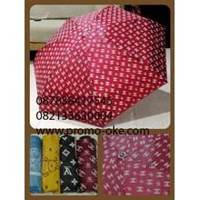 Payung lipat 2 batik
