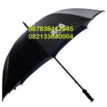 Umbrella golf material silver
