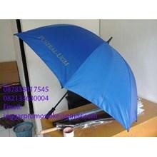 Cetak sablon payung