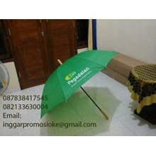 Cetak payung promosi perusahaan