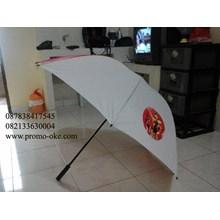 Gradacy screen printing promotional golf umbrellas