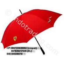 Umbrella Golf Colour Red