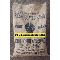 Jual RESIN COATED SAND
