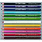Pensil Dermatograph Mitsubishi No. 7600 ( Pensil Kaca Merek Mitsubishi )