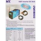 Welding Machine Compact Co2 / Mig / Mag Igbt Inverter Technology