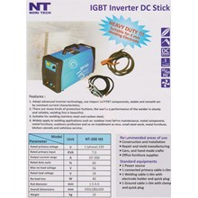 Welding Machine Compact Co2 - Mig - Mag Igbt Inverter Technology
