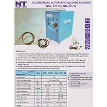 Automatic Welding Machine Co2 Mig Mag