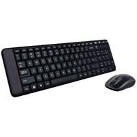 keyboard dan mouse logitech wireless MK220