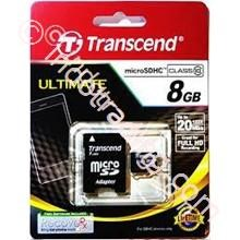 Micro Sd Transsend Class 10 Up To 20Mbps