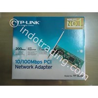 Pci Lan Card  Tp - Link 10-100