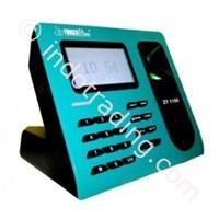 Mesin Absensi Sidik Jari Fingerprint Fingerplus Zt 1100