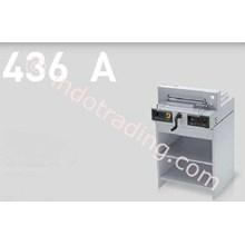 Mesin Pemotong Kertas Merk Eba Tipe 436A
