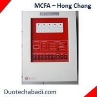 Jual Master Control Fire Alarm (MCFA) Hong Chang