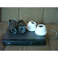 Sell DVR 4 chanel Package