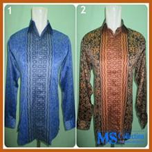Hem Batik Semi Sutera [ 3P-023 ]