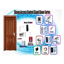 Paket Access Control Pintu NT-207 Standart