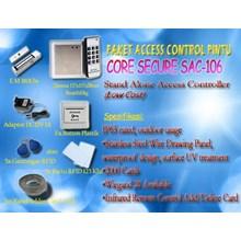 Paket Access Control Pintu SAC-106  Standart