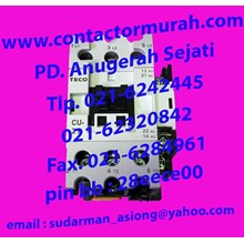 50A TECO kontaktor magnetik  CU-27A kontaktor magnetik TECO CU-27